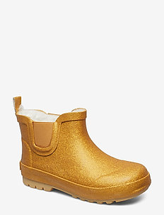 Thermal wellie short w.linning - PALE GOLD