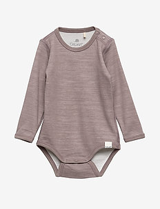 Body LS - Solid, Melange - ACRE