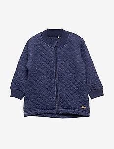 Jacket LS Wonder wollies - NAVY