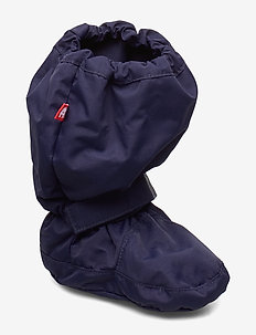 Padded soft footies -solid - NAVY