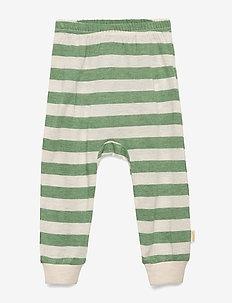 Harem Pants - spodnie - elm green