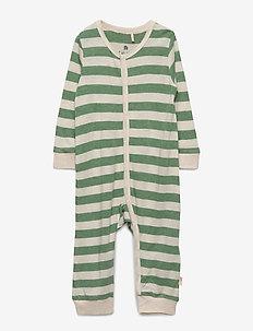 Jumpsuit LS - długi rękaw - elm green