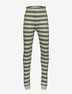 Leggings - leginsy - elm green