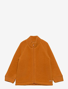 Jacket LS - wol - pumpkin spice