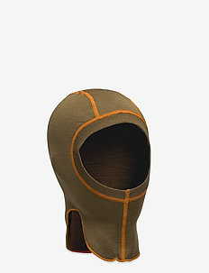 Balaclava, Double Layer - balaclava - military olive