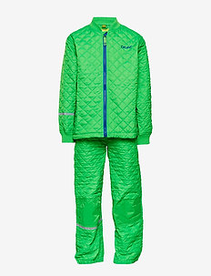 Thermal set -solid - thermo - green