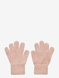 Basic magic finger gloves - wol - misty rose