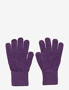 Basic magic fingervante -ensfv. - PURPLE