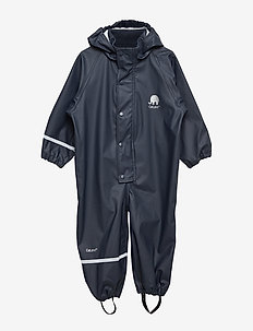 Rainwear suit -PU - DARK NAVY