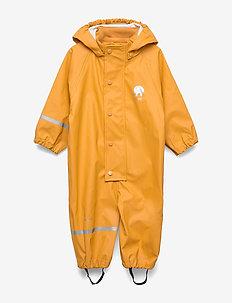 Rainwear suit -PU - regensets und - einteiler - mineral yellow