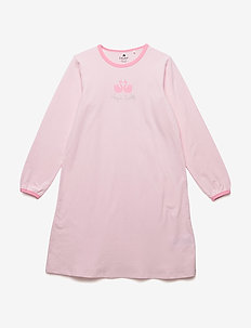 Night dress LS - CRADLE PINK