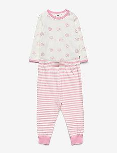 Baby Pyjamas Set -AOP - sets - marshmallow white