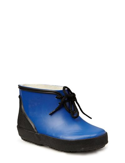 Low wellies -basic - BLUE