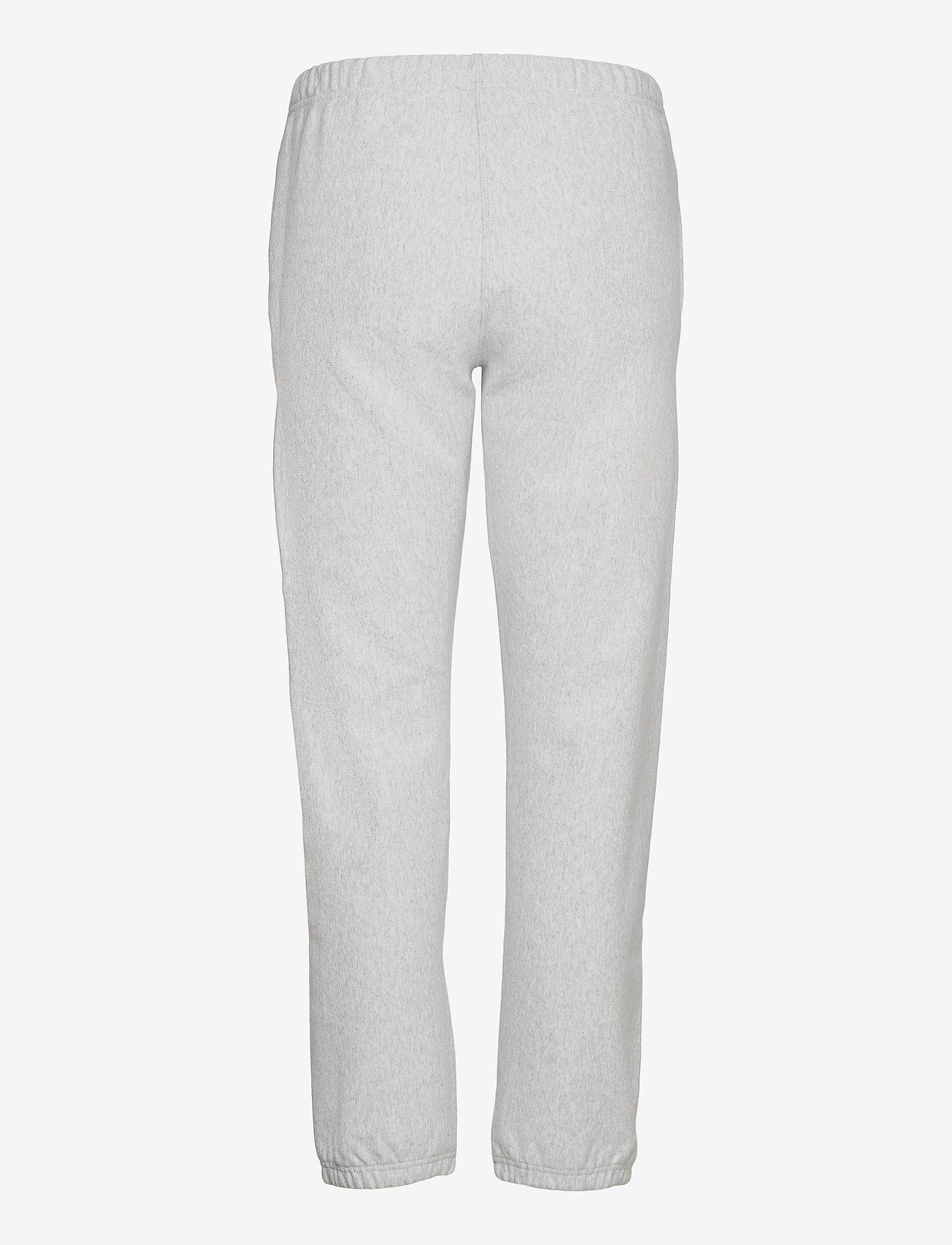 Champion Reverse Weave - Elastic Cuff Pants - jogginghosen - gray melange  light - 1