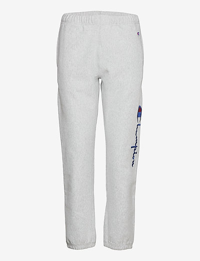 Elastic Cuff Pants - jogginghosen - gray melange  light