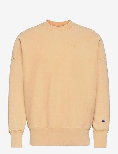 Crewneck Sweatshirt - sweatshirts - taos taupe