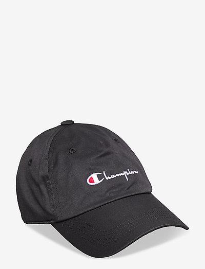 Baseball Cap - lakit - black beauty