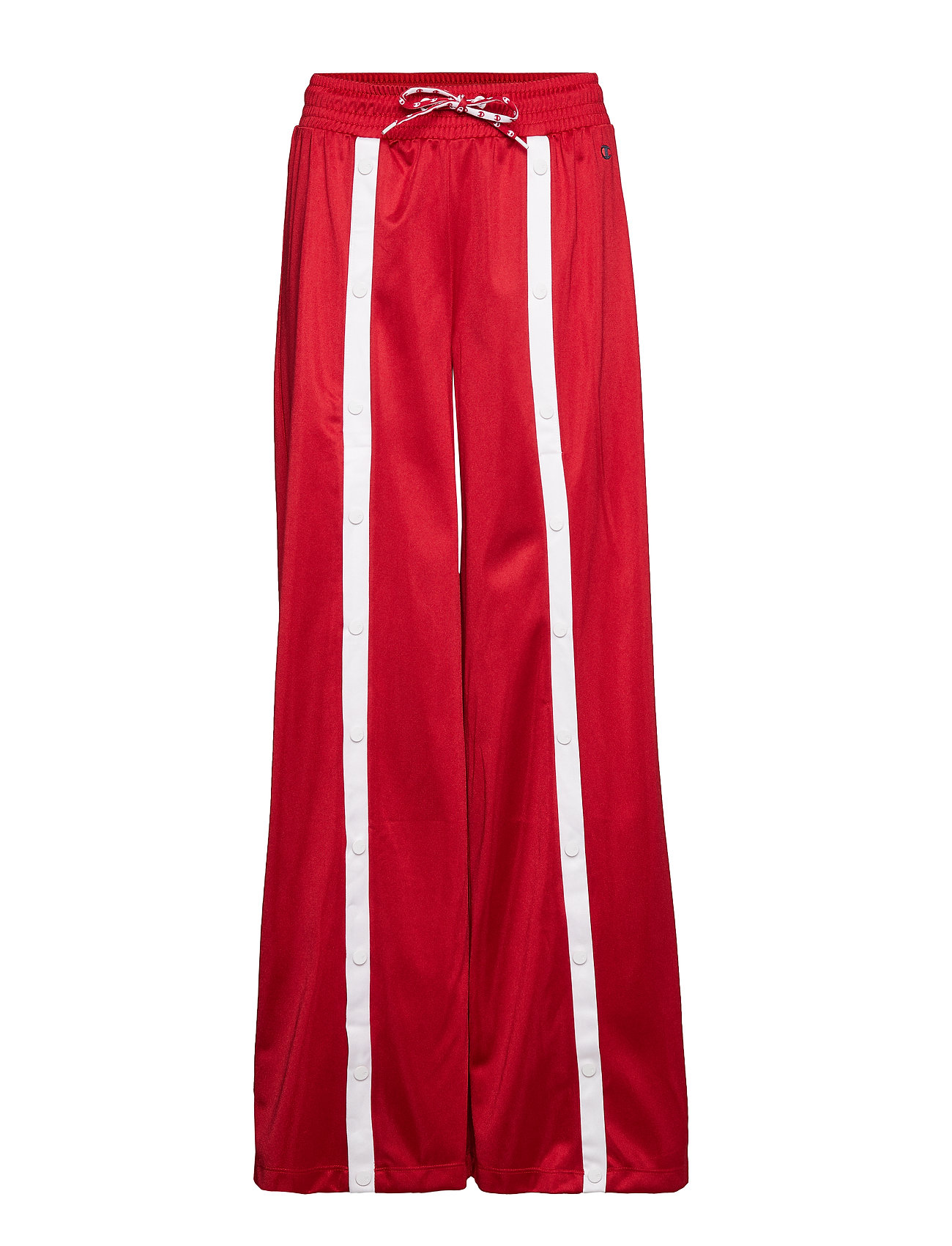 Champion Rochester Straight Hem Pants - RED