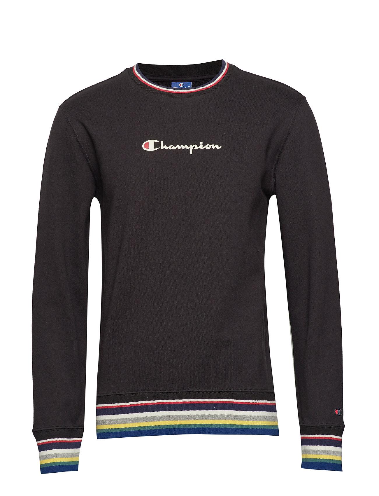 Champion Rochester Crewneck Sweatshirt - BLACK