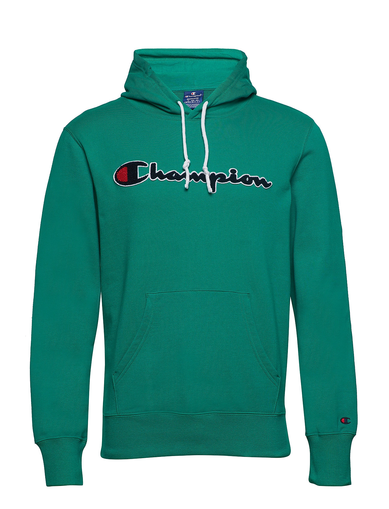 Champion Rochester Hooded Sweatshirt - BRIGHT GREEN