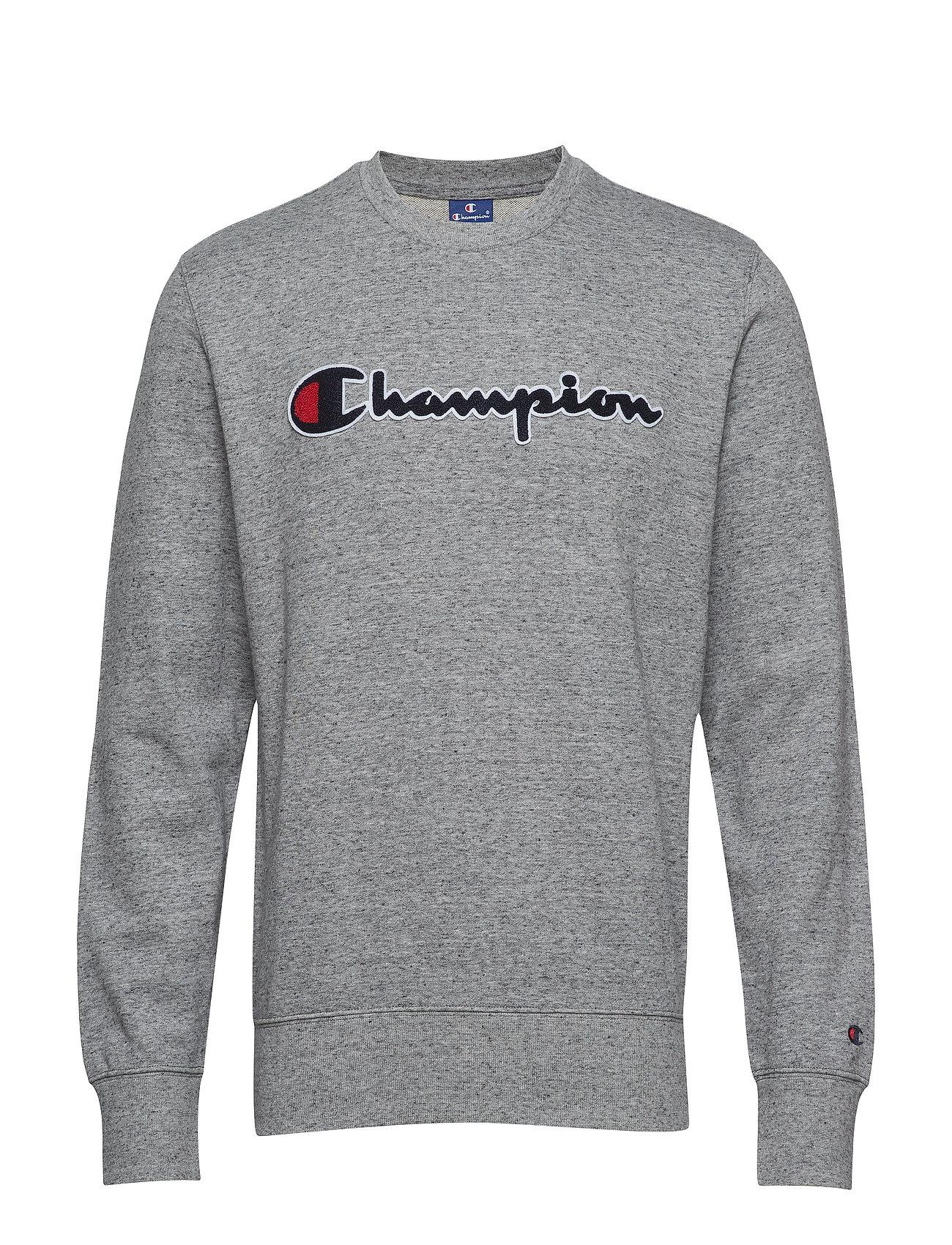 Champion Rochester Crewneck Sweatshirt - GREY MARL
