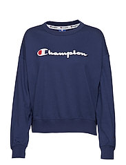 Crewneck Sweatshirt - DARK BLUE
