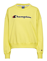 Crewneck Sweatshirt - YELLOW