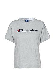 Crewneck T-Shirt - GREY