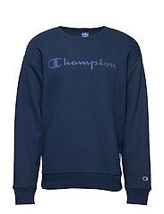 Champion Large Script Oversized Crew - BLI