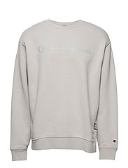 Champion Large Script Oversized Crew - OPY