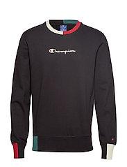 Crewneck Sweatshirt - BLACK