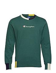 Crewneck Sweatshirt - DARK GREEN