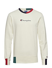 Crewneck Sweatshirt - WHITE