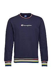 Crewneck Sweatshirt - BLUE