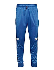 Rib Cuff Pants - BLUE ALL OVER
