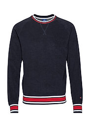Crewneck Sweatshirt - NAVY