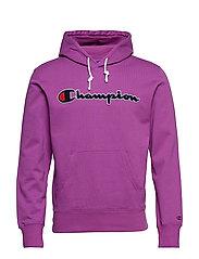 Hooded Sweatshirt - PURPLE
