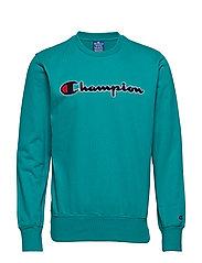 Crewneck Sweatshirt - BRIGHT GREEN