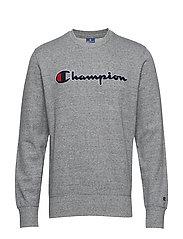Crewneck Sweatshirt - GREY MARL