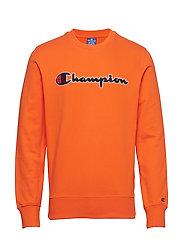 Crewneck Sweatshirt - ORANGE