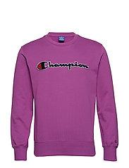 Crewneck Sweatshirt - PURPLE