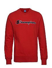 Crewneck Sweatshirt - RED