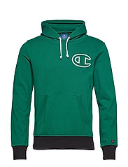 Hooded Sweatshirt - GREEN