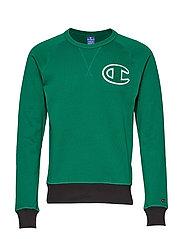 Crewneck Sweatshirt - GREEN