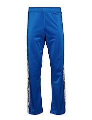 Straight Hem Pants - ROYAL BLUE