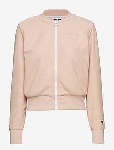 Bomber Sweatshirt - PINK