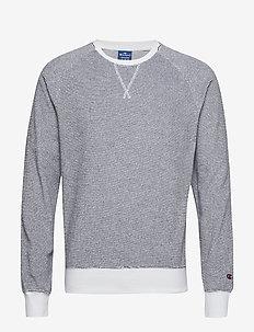 Crewneck Sweatshirt - basic-strickmode - white