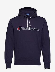 Hooded Sweatshirt - BLUE