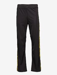 Straight Hem Pants - jogginghosen - black