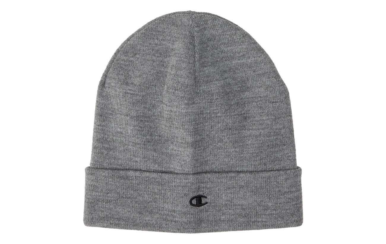 Champion Beanie Cap - GREY MELANGE  LIGHT